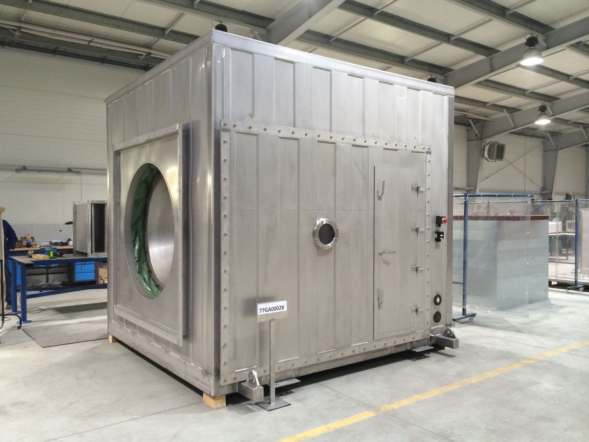 larger AHU - for Ivar Aasen Platform